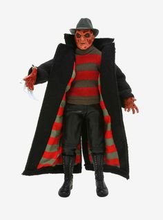 Wes Craven's New Nightmare Freddy Krueger Figure New Nightmare, Nightmare On Elm Street, Neca Figures, Clamshell Packaging, Wes Craven, How To Stay Awake, Freddy Krueger, Iconic Characters, Halloween