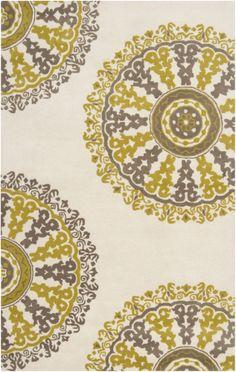 RugStudio presents Surya Naya NY-5197 Hand-Tufted, Good Quality Area Rug 9X12