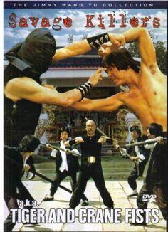 Tiger and Crane Fists! Kung Fu Martial Arts, Martial Arts Movies, Van Damme, Kung Pow, Old School Movies, Movie Songs, Art Movies, Kung Fu Movies, Shadow Warrior