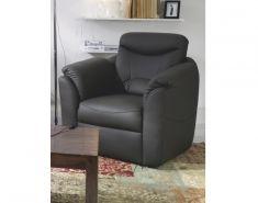 Křeslo ekokůže soft 6 černá MERLIN Merlin, Recliner, Lounge, Chair, Furniture, Home Decor, Airport Lounge, Drawing Rooms, Decoration Home