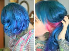 The Dainty Squid: Hair Tips and Tricks. Part Two: Dye.