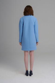 Anna Daubner Anna, High Neck Dress, Dresses, Fashion, Turtleneck Dress, Vestidos, Moda, Fashion Styles, Dress