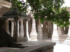 Temple d'Adinatha  Ranakpur (Rajasthan)