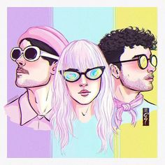 "82.6k Likes, 243 Comments - @paramore on Instagram: ""more Hard Times inspired art by you. we love it. by @roogomes"""