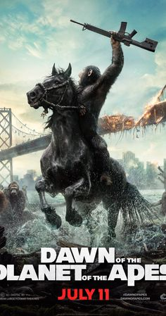 Maymunlar Cehennemi: Şafak Vakti - Dawn of the Planet of the Apes Full HD Altyazılı izle, Andy Serkis, Gary Oldman, Keri Russell, Matt Reeves. Dawn Of The Planet, Planet Of The Apes, Gary Oldman, Movies 2014, Hd Movies, Watch Movies, Movies Free, Free Films, Cult Movies