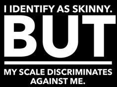 Skinny but...