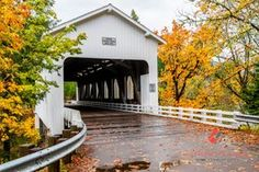 Travel | Oregon | Attractions | Things To Do | Hidden Gems | Unique | Adventure | Charming | Bridge | Covered Bridge | Drive | Tour | Portland
