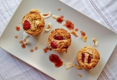 Epres muffin liszt és cukor nélkül Cukor, Muffin, Kefir, Paleo, Healthy Lifestyle, Low Carb, Sweets, Breakfast, Tej