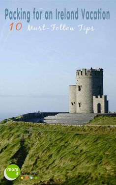 Packing for an Ireland Vacation - 10 Must-Follow Tips 1