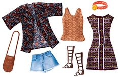 Barbie Fashions Boho, 2 Pack - Original ** You can find out more details at the link of the image.