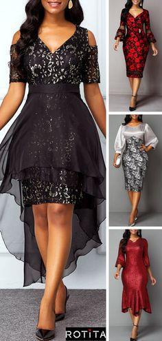 Plus Size Minimalist Capsule Wardrobe Party Dress Sale, Club Party Dresses, Party Dresses For Women, Wedding Dresses, Elegant Dresses, Sexy Dresses, Fashion Dresses, Beautiful Dresses, Latest Dress For Women