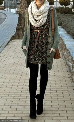 autumn fashion--stole this one from SINEAD my love ;)