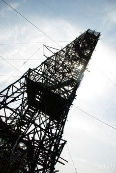 Observation tower, Hiiumaa island, Estonia