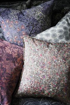 beautiful pillows I casa #vogue