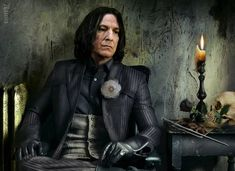 Poison Master uploaded this image to 'Severus Snape'.  See the album on Photobucket.