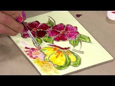 Como Hacer Cuadro en Tecnica Vitral- HomeArtTv por Juan Gonzalo Angel - YouTube Bottle Crafts, Decoupage, Plastic Cutting Board, Stained Glass, Mandala, Projects To Try, Applique, Tableware, Diy
