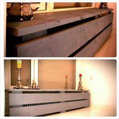 Vind jij de radiator in de huiskamer ook niet zo mooi? Bekijk 8 mooie verwarming ombouw ideetjes... - Pagina 2 van 8 - Zelfmaak ideetjes