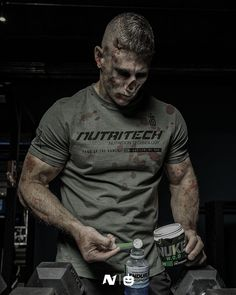 There are stories to be told. 🧟♂️ Check it out on our Facebook or Instagram page instagram.com/nutritechfit/ #NUTRITECH #FitnessGhouls #FrightLikeaPro Workout, Facebook, Check, Mens Tops, T Shirt, Instagram, Supreme T Shirt, Tee, Work Out