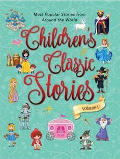 Book Blast: Children's Classic Stories retold by Aniesha Brahma - http://www.theloopylibrarian.com/book-blast-childrens-classic-stories-retold-aniesha-brahma/