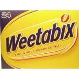 Weetabix cereal