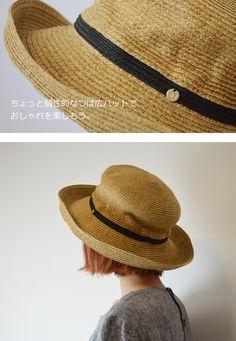 ナチュラル帽子 紫外線対策 つば広ハット ぐるぐる畳めるハット。ナチュラル 帽子 UV つば広 帽子 レディース  [improve/インプルーブ][crumpled HAT] たためる ペーパーハット おしゃれ小町 母の日