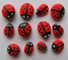 This, that and everything inbetween: Lady bugs