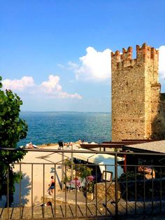 Sirmione, sun & lake @gardaconcierge