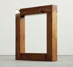 Vera Röhm (plexiglass and wood)