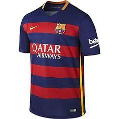 Nike Mens Barcelona Home Stadium Jersey [LOYAL BLUE] for just $45.40  #winterglove #20%shoecoupon #nikesoccer… #20%sho #20% #Women39 #soccercleats #baseballcleats #shox #niketech