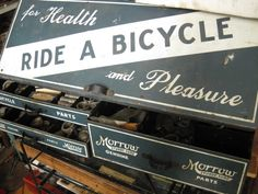 Bikeville thoughts: New Departure and Morrow small parts