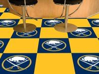 Buffalo Sabres Team Carpet Tiles. $179.99 Only.