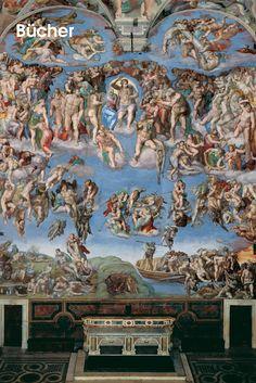 TASCHEN •   Noch bevor er das dreißigste Lebensjahr erreichte, hatte Michelangelo Buonarroti (1475-1564) mit dem David und der Pietà bereits zwei der berühmtesten Skulpturen der Kunstgeschichte geschaffen. Seine Leistungen als Bildhauer, Maler, Zeichner und Architekt sind unerreicht – kein anderer Künstler vor oder nach ihm hat jemals ein derart umfassendes und facettenreiches Œuvre produziert.  Bilderserie anzeigen: http://www.imagesportal.com/books.php?search=TASCHEN&dosearch=&a=