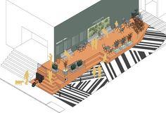 Galeria de Pocket Parks: novo e compacto modelo aos espaços públicos - 7