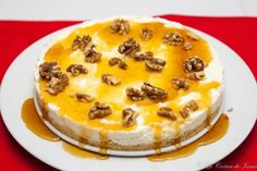 Tarta Yogur 2 Yogurt, Canapes, Cheeseburger Chowder, Cheesecake, Chocolate, Desserts, Queso, Food, Fondant