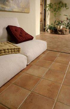 Baldosa de interior / para salón / para suelo / de gres porcelánico - TARRACO - PERONDA CERAMICAS Loft House, Patio, Poland, Couch, Bathroom, Furniture, Home Decor, Porcelain Tiles, Houses