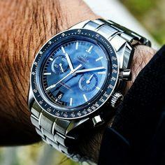 Fantastic Omega Speedmaster via @wristmachine on IG