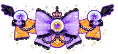 Pastel Goth tattoo