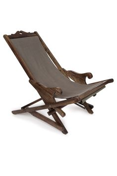 Pitched Rocking Chair - Occasional Furniture - French Connection