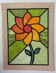 Risultati immagini per applique vitrail patchwork