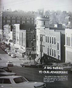 Downtown Alton, Illinois