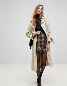 skirt - C$20.83 / i love the way this is styled wow