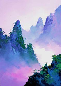 Lahaina Galleries - Fine Art Galleries & Online - Haze Mountain