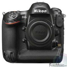 'Levering Nikon D4 gestaakt, Nikon D4s gespot'