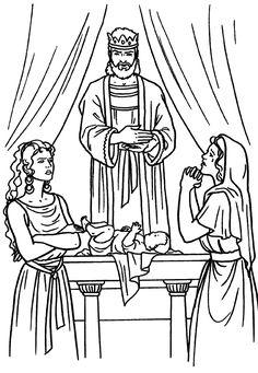 Lesson Esau Tricked Jacob Amp Esau Bible Coloring