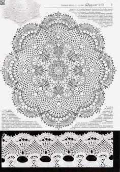 Знаменитые салфетки Патрисии Кристофферсон. открывайте оригинал фото... фото #2