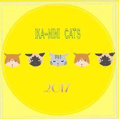 IKA-MIMI  CATS🐱  #illustration #cats #airplane_ears #イラスト #猫イラスト #イカ耳