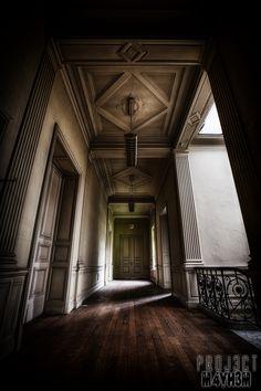 Pritzer Fac - Corridor