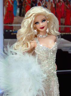 Miss USA Barbie Doll 2010