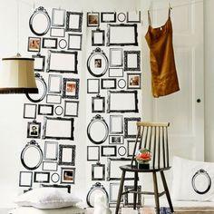 Eine Ahnengalerie finden Sie altbacken? Lisa Bengtsson zum Glück nicht und so designte sie eine der originellsten Tapeten, die unsere vier Wände zieren dürfen.