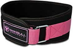 c753c1ee73 Iron Bull Strength Women Weight Lifting Belt Gym Junkie